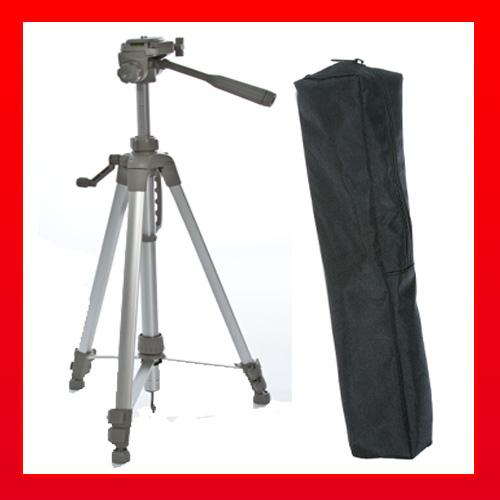 157 cm foto video stativ fotostativ alu kamerastativ ebay. Black Bedroom Furniture Sets. Home Design Ideas